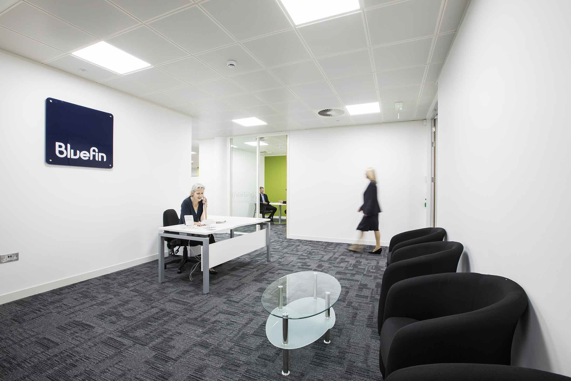 Bluefin. Office Design U0026 Fitout; 5,000   10,000 Sq Ft; Professional Services